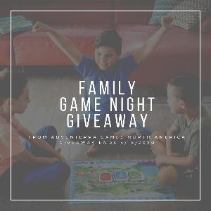 Adventerra Games Family Game Night Giveaway