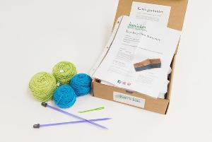 Adventurous Knitting Needles and Yarn Kit Giveaway