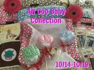 Ah Goo Baby® Essentials Collection Giveaway – $100 Value!