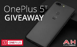 AH OnePlus 5T Giveaway
