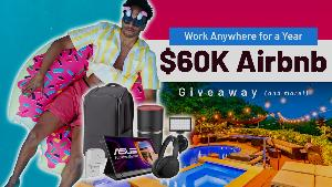 Airbnb Giveaway Image
