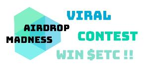 AirdropMadness Viral Contest