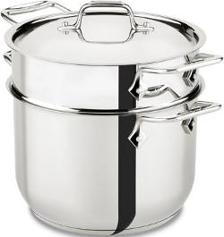 All-Clad 6-Quart Pasta Pot (ARV $149.99)