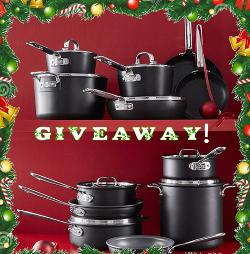 All-Clad Cookware Giveaway