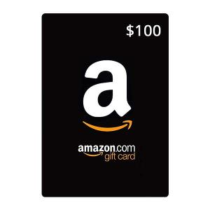 Amazon $100 Gift Card Giveaway""