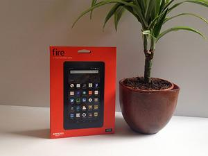 Amazon Fire 7″ Kindle Tablet