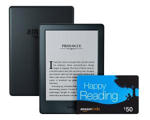 Amazon Kindle ($90)