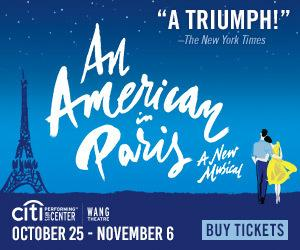 An American In Paris, Eiffle Tower