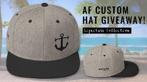 AnchorFIT Sport Cap ($35)