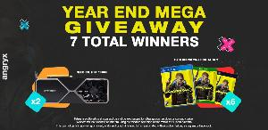 ANGRYX YEAR END MEGA GIVEAWAY