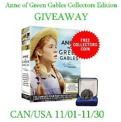Anne of Green Gables Collectors Series movie cover