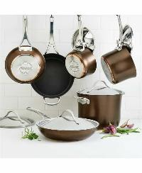 Anolon Nouvelle Copper Luxe Cookware