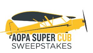 AOPA Super Cub Sweepstakes