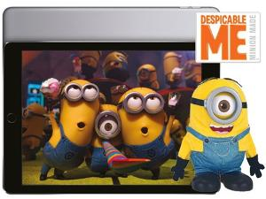 Apple iPad Air 2 & Minion toys Giveaway!
