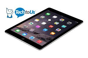 Apple iPad Giveaway TechtoUs