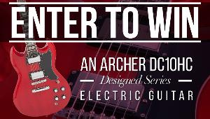 Archer DC10HC Guitar