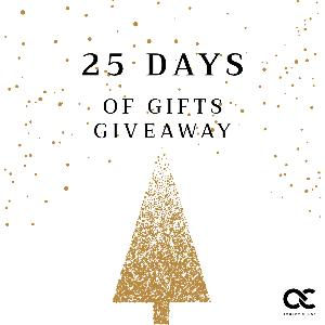 Ashley Chloe's 25 Days Of Gifts Giveaway