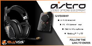 Astro Headset Giveaway!