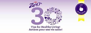 Astro Zer0% 30 Tips for Healthy Living Contest