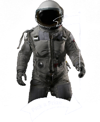 astronaut outfit