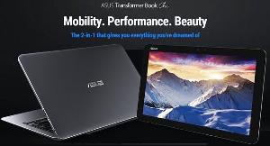 Asus T100 Transformer Notebook