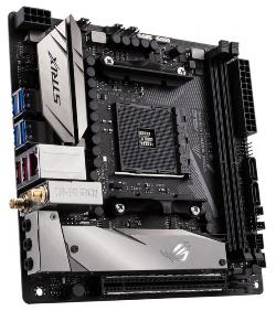 ASUS X370 ITX Motherboard, Headset & Mouse Mat