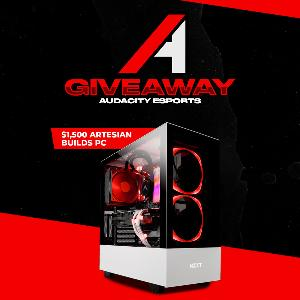 Audacity Esports Gaming PC Giveaway