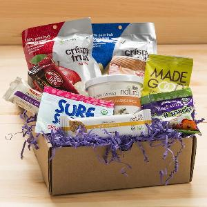 Aunt Mildred's Allergy Friendly Gourmet Gift Box ($39.99)