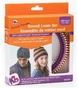 Authentic Knitting Board Must-Have Round Loom Set Giveaway