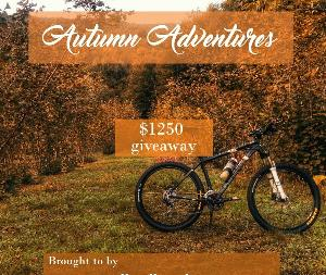 Autumn Adventures Giveaway on Box Roundup