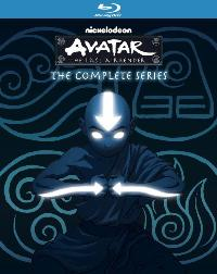 Avatar – The Last Airbender Complete Series on Bluray