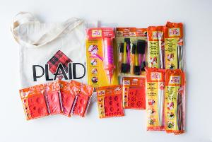 Awesome Plaid Swag Bag Giveaway