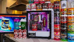 Awesome Prizes=Gaming PC!-1 winner ; G-Fuel Tub Of Your PICK!-2 Winners!