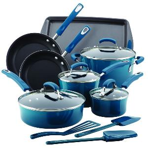 Ayesha Curry Home Collection Cookware Set ($140)