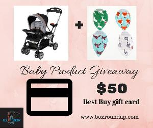 Baby Product giveaway