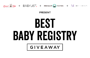 BABYLIST - BEST BABY REGISTRY GIVEAWAY