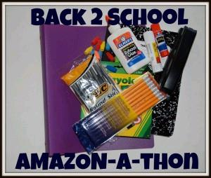 Back 2 School Amazon-a-thon Giveaway Hop