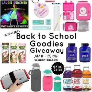 Back to School $300 Prize Package