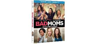 Bad Moms Blu-ray/DVD Combo Pack ($34.98)