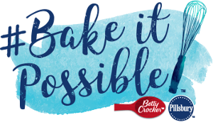 Bake it Possible - Betty Crocker Logo