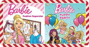 Barbie Graphic Novels Prize Pk