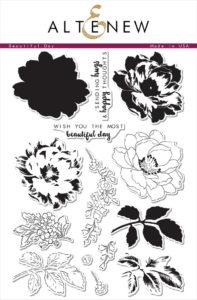 Beautiful Day Floral Die Cuts