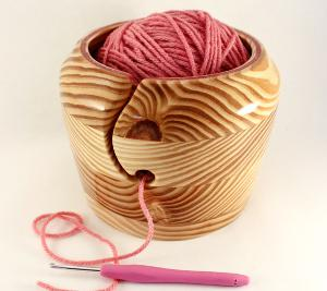 Beautiful Sparkle Yarn and Bowl Giveaway