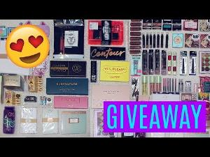 Beauty Products - Back to School Giveaway!