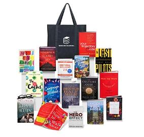 "BEDSIDE READING® ""BEST OF THE SUMMER BOOKS"" GIFT BAG!"