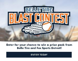 Belle Tire Giveaway