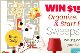 Contest Better Homes And Gardens 15 000 Sweepstakes