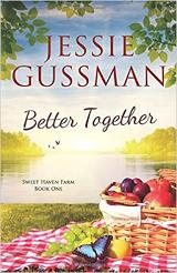 Better Together by Jessie Gussman - Book Review, Guest Post & Giveaway