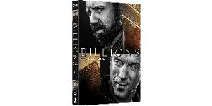 Billions: The First Season DVD Set ($42.99)