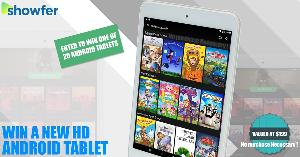 Binj HD Android Tablet Giveaway